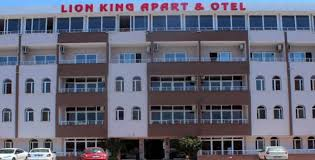 Arsuz Lion King Apart Hotel