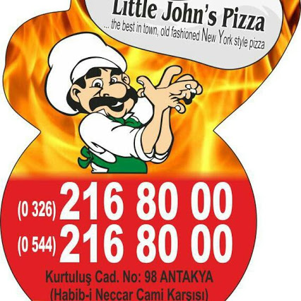 Little john s Pizza