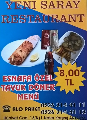 Yeni Saray Restaurant