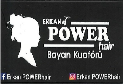 Erkan Power Hair Bayan Kuafor