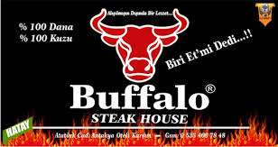 Buffalo SteakHouse Biftek Antakya