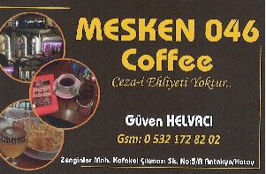 Mesken 046 Coffee
