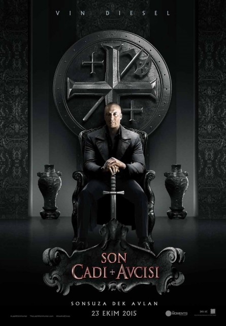 Son Cadı Avcısı The Last Witch Hunt
