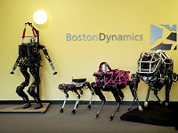 Boston Dynamics Atlas Gelişiyor