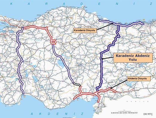 ordu akdeniz yolu 2017 ile ilgili görsel sonucu
